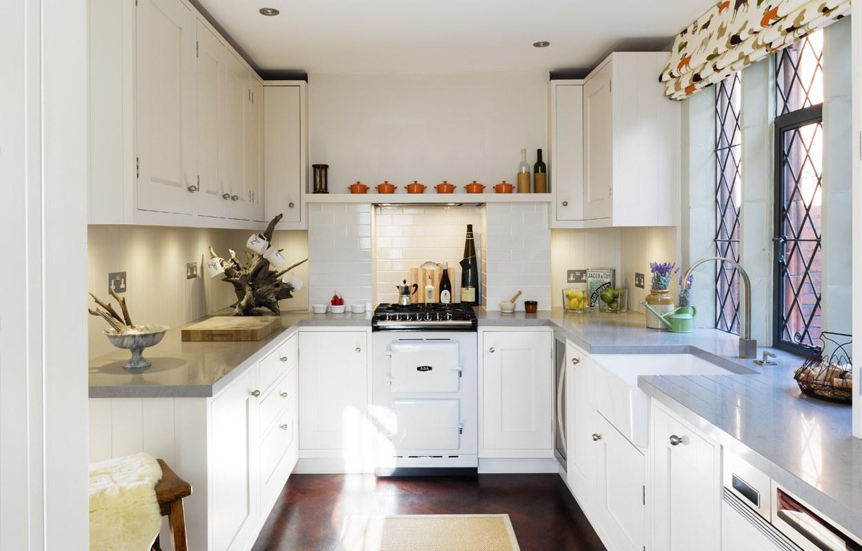 Wayout Lodge - Kitchen Design